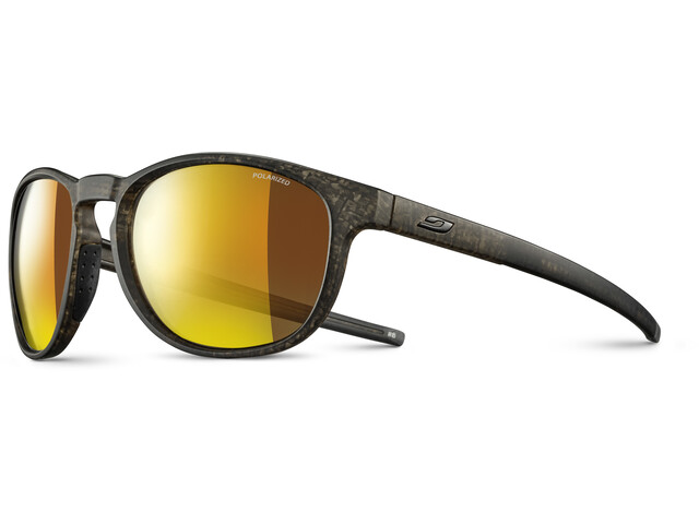 Julbo Elevate Polarized 3CF Aurinkolasit, brown/black/multilayer gold